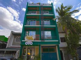 OYO 733 P3k Suites 2, hotell i Manila
