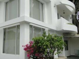 Hotel Casa Mar, hotel in Cartagena de Indias