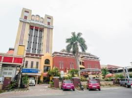 Capital O 460 World Palace Hotel, hotel in Davao City