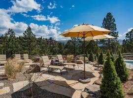 Tamarron Lodge 203-201, holiday home in Durango