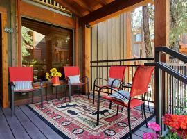 Tamarron PineCone - 854, holiday home in Durango