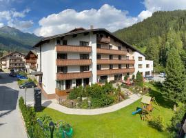 Hotel Garni Mössmer, hotel near Train Station Sankt Anton am Arlberg, Sankt Anton am Arlberg