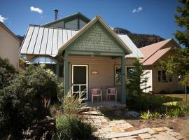 Garden Cottage, holiday home in Ouray