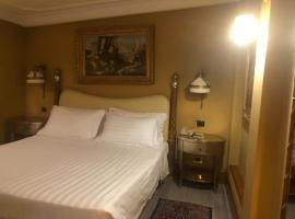 Homs Hotel Roma, hotel near Trevi Fountain, Rome