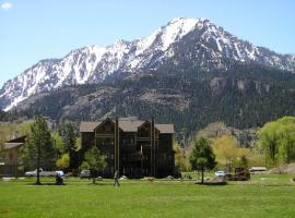 Parkview - Unit B-2, holiday home in Ouray