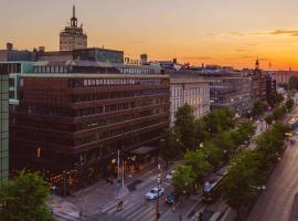 Marski by Scandic, hotel in Helsinki