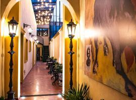 HOTELES ANTIGUA - CASONA ALLENDE, Hotel in Monterrey