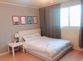 Monkey House、ソウルのアパートメント