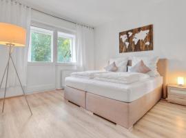"""Apartment """"Am Sternbuschweg"""", budget hotel in Duisburg"""