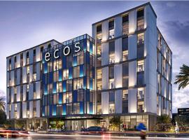 Ecos Dubai Al Furjan Hotel, hotel in zona Aeroporto Internazionale Al Maktoum - DWC, Dubai