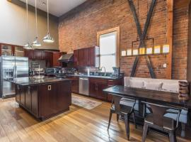 736 Main Street Loft, holiday home in Ouray