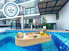 Irin Beach Cha-am, hotell sihtkohas Cha-am