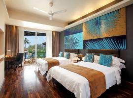 Centara Ceysands Resort & Spa Sri Lanka - Level 1 Safe & Secure, спа-готель у Бентоті
