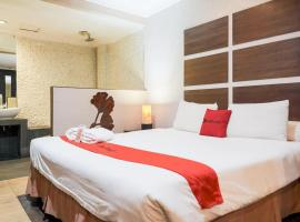 RedDoorz near WaterBoom Lippo Cikarang, hotel in Cikarang