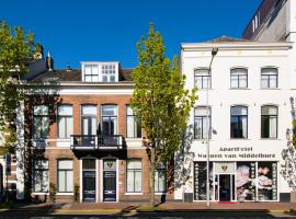 ApartHotel Waepen van Middelburg, hotel in Middelburg