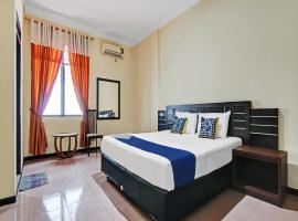 SPOT ON 90418 Akasia Hotel Syariah, hotel in Pekanbaru