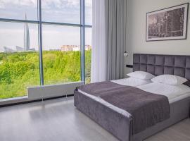 Piterland Hotel, hotel in Saint Petersburg