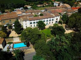 Hôtel Château De Palaja, hotel near Carcassonne Golf Course, Palaja