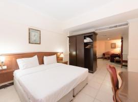 Deebaj Plaza Hotel Apartments, hotel in Dubai