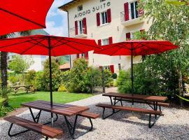 Albola Suite Holiday Apartments, apartment in Riva del Garda