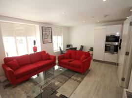 The Watford Place, self catering accommodation in Watford