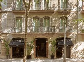 Hotel Casa Elliot, hotel near Museu Nacional d Art de Catalunya MNAC, Barcelona