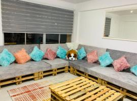 The Pallet Place, cheap hotel in Durban