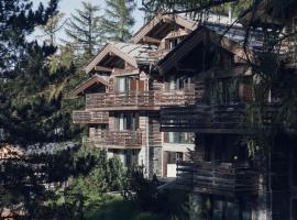 CERVO Mountain Resort, hotel in Zermatt