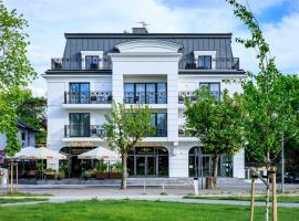 Maritime Residence, apartment in Międzyzdroje