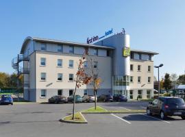 First Inn Hotel Paris Sud Les Ulis, hotel in Les Ulis