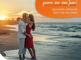 Golf Ville Resort Brisa do Golf -Apartamentos e Cobertura, hotel with pools in Aquiraz