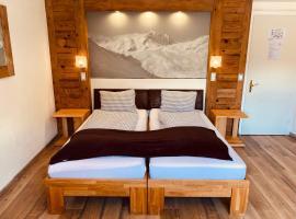 Mountain Lodge Sedrun, hotel near Gotthard Road Tunnel - North Portal, Sedrun