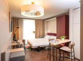 Aparthotel Adagio Zurich Center, hotel near Zurich Central Station, Zurich