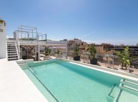 Innside by Melia Palma Center, hotel in Palma de Mallorca