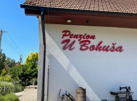 Penzion U Bohuša, hotel poblíž významného místa Lednice vlakové nádraží, Lednice