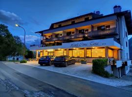 Hotel Cima Tosa, hotel a San Lorenzo in Banale