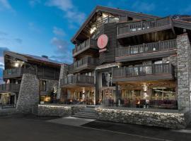Hotel Le K2 Chogori, Hotel in Val-d'Isère