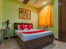 OYO 573 Voyagers Palace, hotel in Puerto Princesa