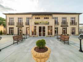 Отель «РАФАЭЛЬ» Нальчик, hotel in Nalchik
