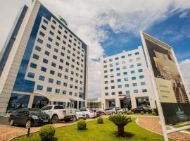 Bourbon Ponta Grossa Convention Hotel, family hotel in Ponta Grossa