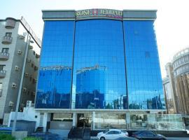 Rose Jeddah Hotel, hotel perto de King Fahad Fountain, Jeddah