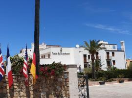 Hotel Baia Del Capitano, hôtel à Cefalù