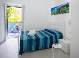 la Rosa di Domenico, beach hotel in Santa Maria di Castellabate