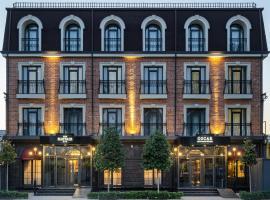 OSCAR BOUTIQUE HOTEL, hotel in Tashkent