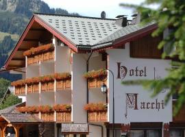 Hôtel Macchi Restaurant & Spa – hotel w mieście Châtel