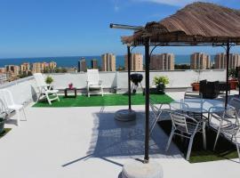 La terraza de Playamar, lägenhet i Torremolinos
