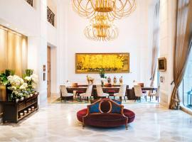 Hotel Des Arts Saigon Mgallery Collection, hotel in Ho Chi Minh City