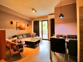 Luxury Skopje Apartments, apartment in Skopje