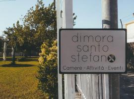 Dimora Santo Stefano, B&B/chambre d'hôtes à Pompéi