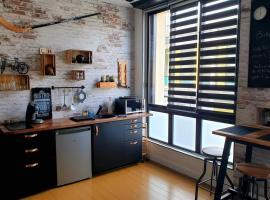 L appart atelier au cœur du Havre, apartment in Le Havre
